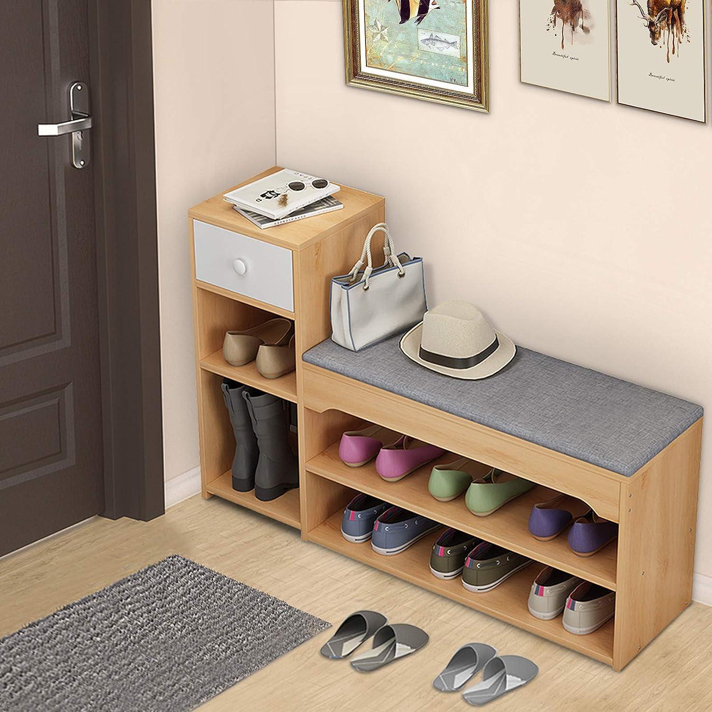 Furniture Simple Modern Shoe Storage Stool Fashion Sofa Bench ...