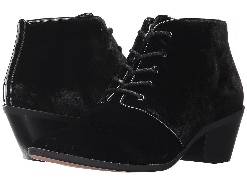 Nina Wright (Black) Women's Lace-up Boots