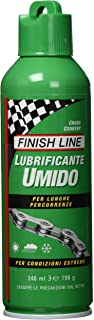 Finish Line W00084801 Lubricante Cross Country, 246 ml