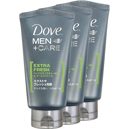 Dove(ダヴ) エクストラフレッシュ 皮脂 べたつき オイリー肌洗顔 120g×3 おまけ付き