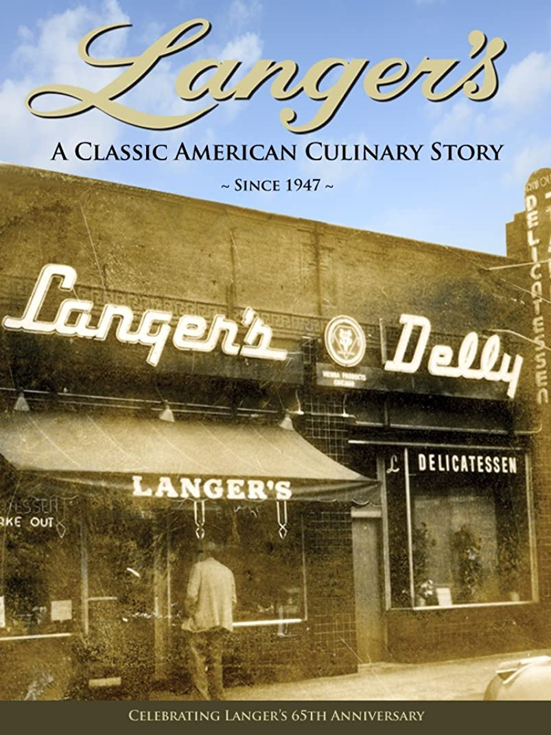 検索エンジン最適化もつれディスクLanger's Delicatessen-Restaurant: A Classic American Culinary Story (English Edition)