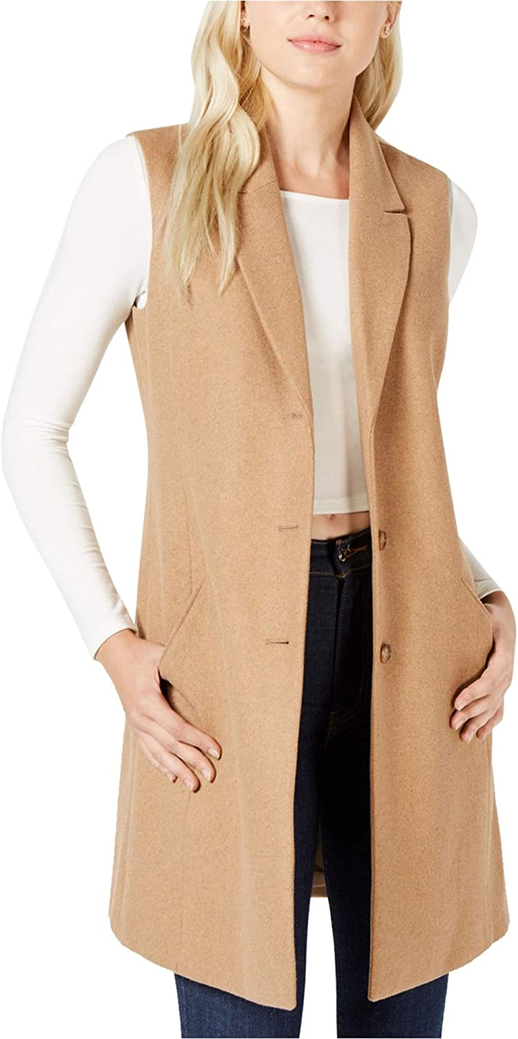 Maison Jules Womens Vest Easy-to-use Sweater Max 76% OFF Gilet