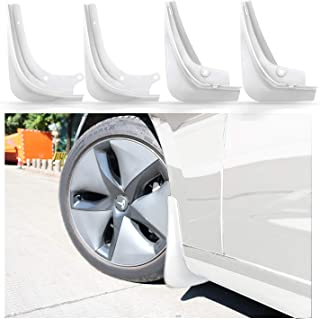 Best white mud flaps for cars Reviews