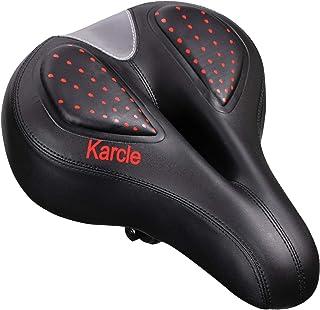 Karcle Most Comfortable Waterproof Bike Seat Bicycle...