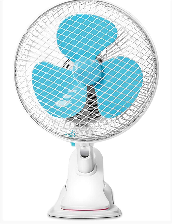 online al mejor precio Gongchen Ventilador Ventilador Ventilador eléctrico Estudiante Dormitorio Cama pequea Ventilador Cama Cabeza de Escritorio silencioso Ventilador de Escritorio hogar pequeo  Precio por piso