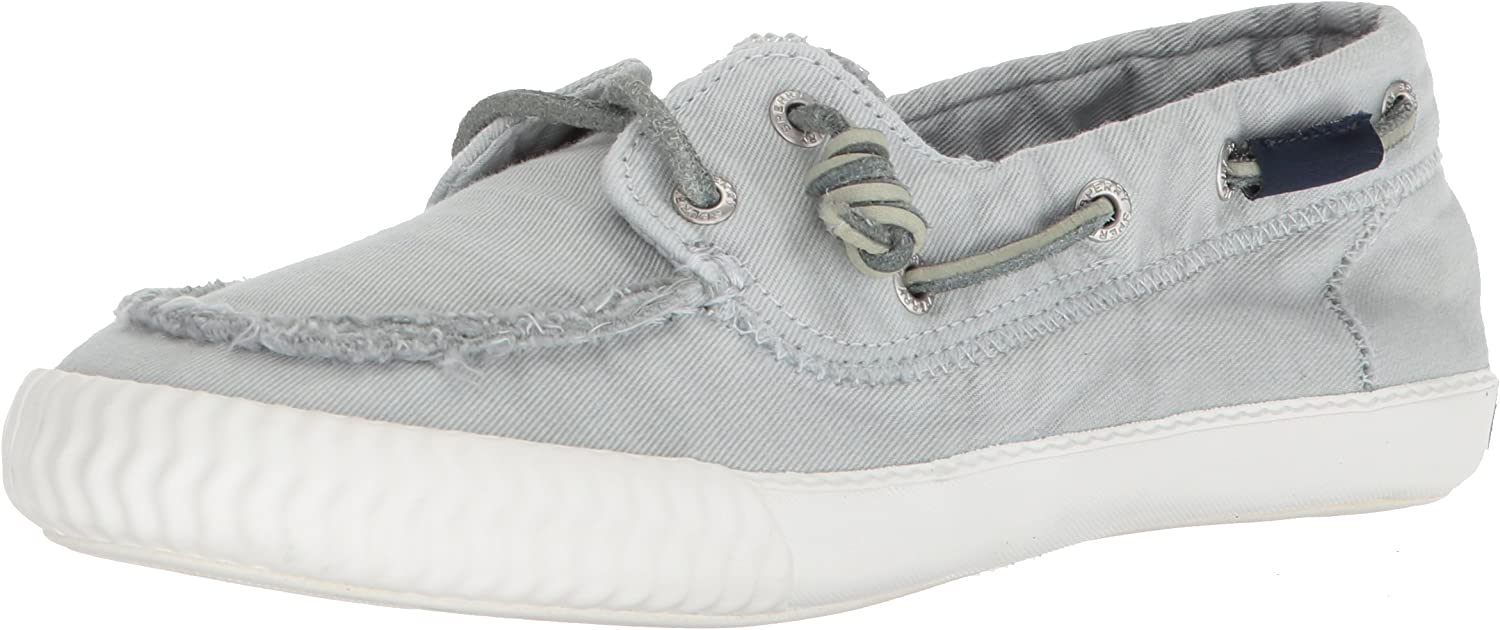 Sperry Womens Sayel Away Washed Boat shoes