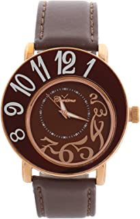 Charisma Casual Watch for Men, LeatherBand, C0316E