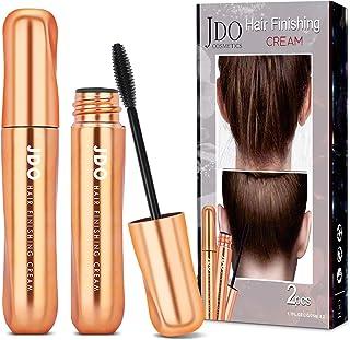 Hair Feel Finishing Stick, JDO Small Broken Hair Finishing Cream 2×25ML Moisturizing Refreshing Not Greasy Hair Styling Wa...