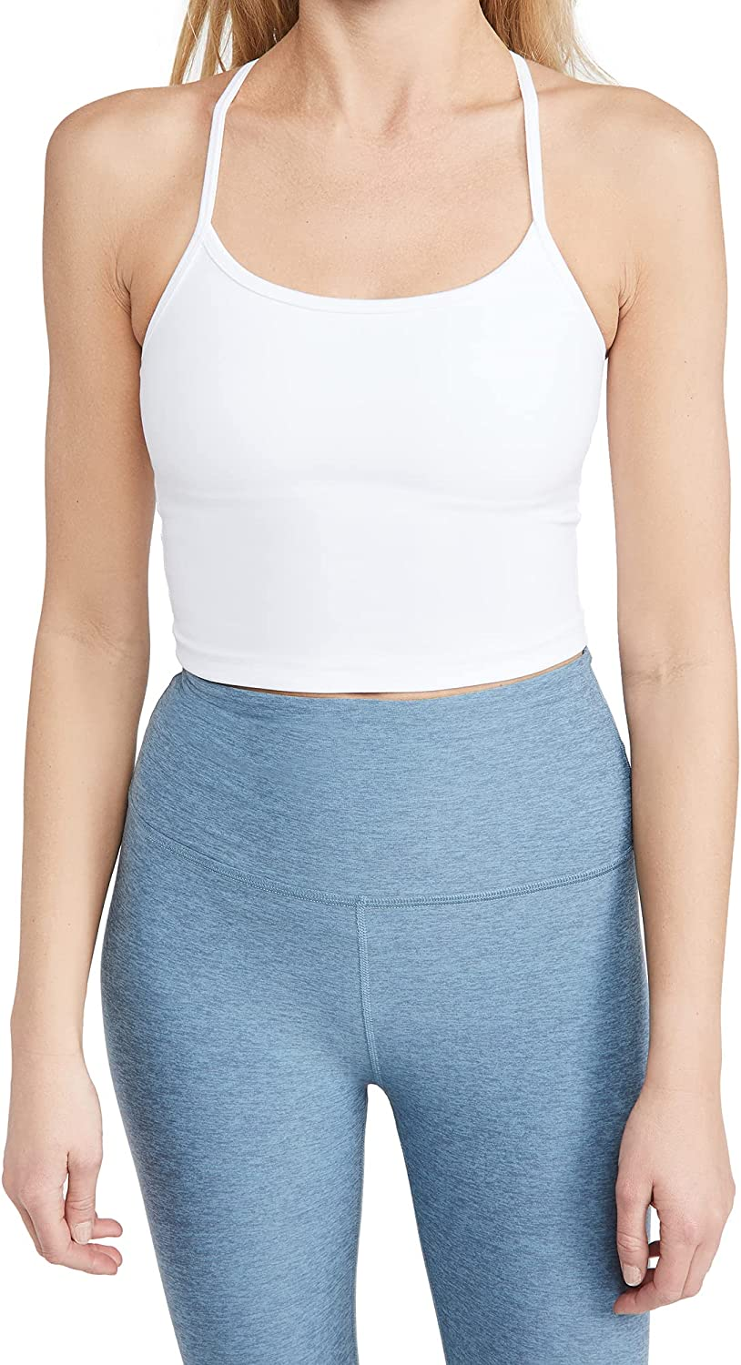 Beyond Yoga Womens Spacedye sold out Slim Popular products Cropped Top Racerback Tank