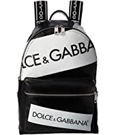 Dolce & Gabbana - Tape Logo Backpack