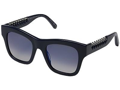 Stella McCartney SC0011S (Blue/Blue Gradient) Fashion Sunglasses