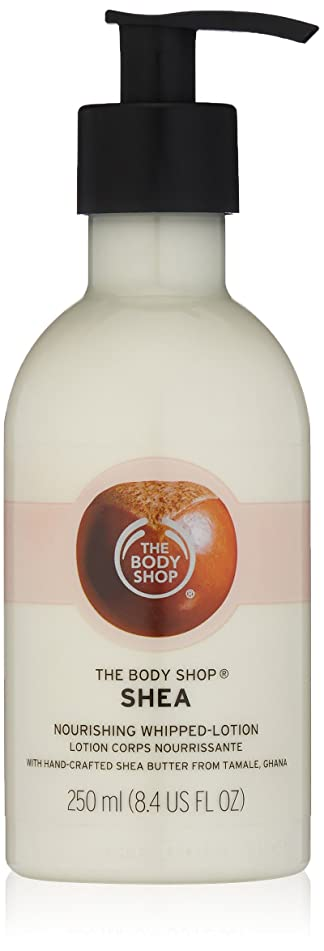 The Body Shop Shea Whip Body Lotion, 8.4-Fluid Ounce (Packaging May Vary)