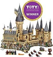 LEGO Harry Potter Hogwarts Castle 71043 Castle Model Building Kit with Harry Potter Figures Gryffindor, Hufflepuff, and...