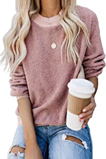 Best fluffy pullover sweater Reviews