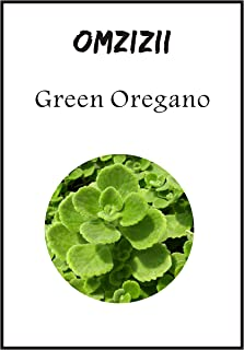 50pcs Green Oregano Seeds Spanish Thyme Mexican Thyme Indian Borage Seeds DIY