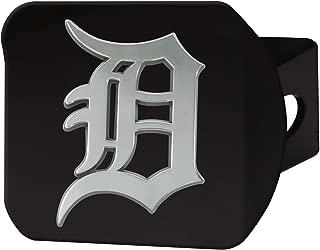 FANMATS MLB - Detroit Tigers Hitch Cover - Black