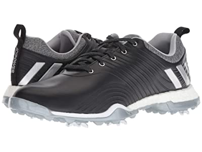 adidas Golf adiPower 4orged (Black/Silver Metallic/Clear Onix) Women