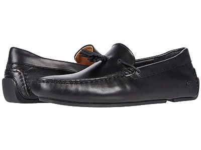 Lacoste Piloter Tassel 0320 1 (Black/Tan) Men