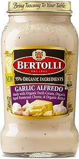 Bertolli Organic Garlic Alfredo Pasta Sauce 15 oz, pack of 1