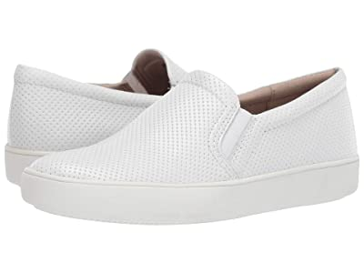 Naturalizer Marianne (White Perf Leather) Women