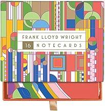 Frank Lloyd Wright Designs Greeting Assortment