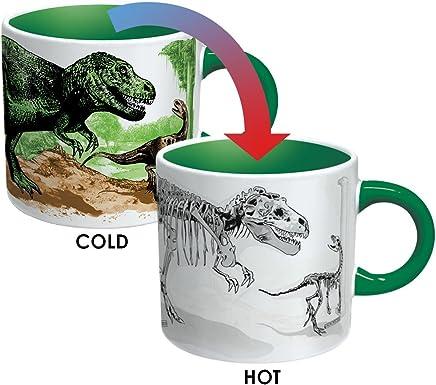 Preisvergleich für Unemployed Philosophers Guild 12491 Dinosaurier | Kaffeebecher