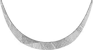 Tuscany 女式 925 纯银项圈 长度 43cm 8.19.8270