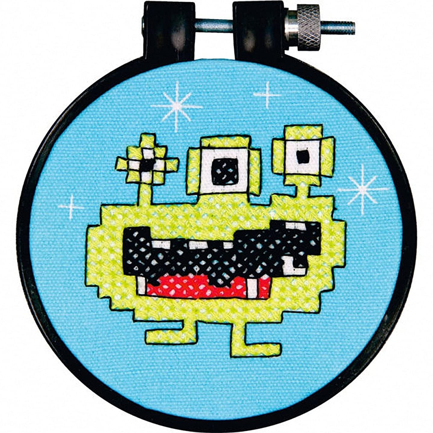 Dimensions Needlecrafts Monster Counted Cross Stitch