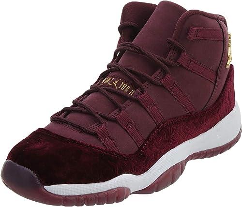 Nike Air Jordan 11 Retro Heiress Velvet RL GG 852625-650 Basketball Turnschuhe