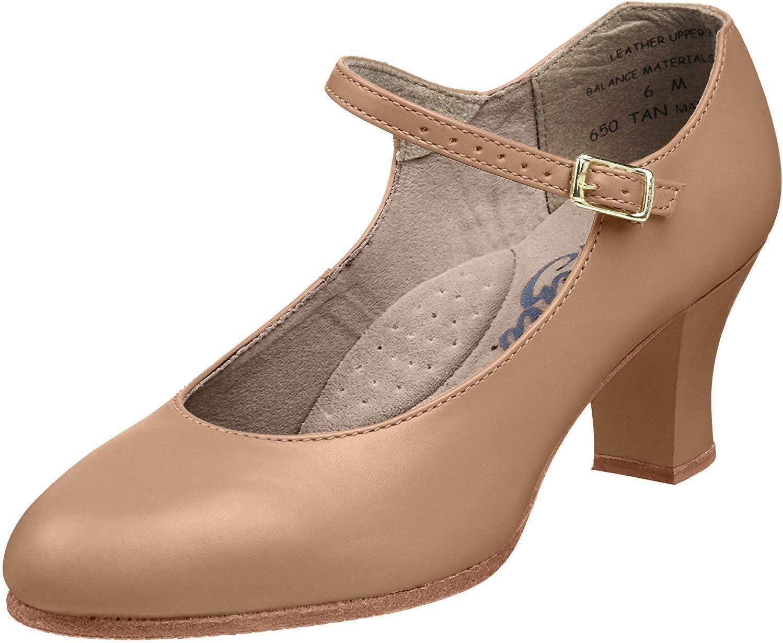 Oklahoma City Mall Capezio Women's 650 Cheap sale Student Shoe Character Footlight