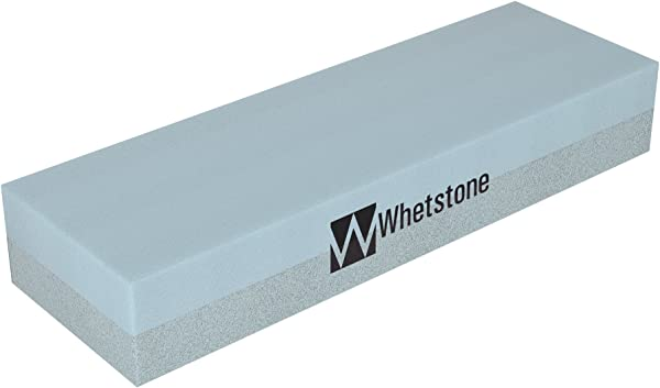 Whetstone Cutlery 20 10960 Knife Sharpening Stone Dual Sided 400 1000 Grit Water Stone Sharpener And Polishing Tool For Kitchen Hunting And Pocket Knives Or Blades By Whetstone