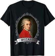 Wolfgang Amadeus Mozart T-Shirt Portrait