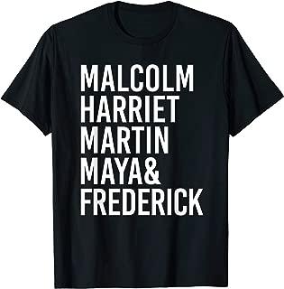 Malcolm Harriet Martin Maya & Frederick shirt