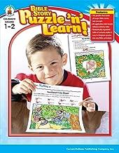 bible story crossword puzzles