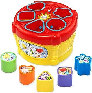 VTech 80185103 Sort & Discover Drum