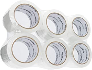 Amazon Basics Moving and Storage Packing Tape, 2.83