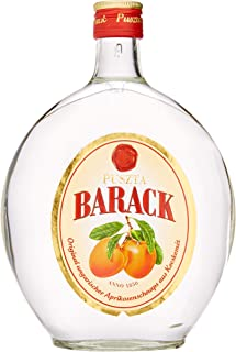 Puszta Barack Original Ungarischer Aprikosenschnaps Obstbrände 3 x 0.7 l