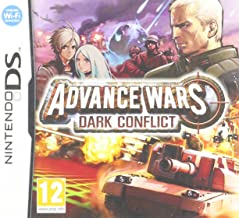 Advance Wars Dark Conflict for the Nintendo DS