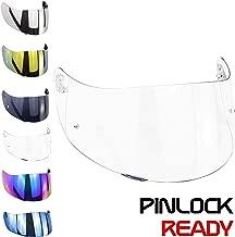 Universal Jet Helmet or Motocross Mask Motorcycle Goggles Protection Windproof Anti-Fog Taglia unica Lente Iridium