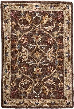 3 6 X 5 6 Mclean Wool Rug In Brown Kitchen Dining