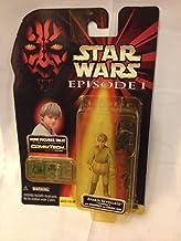 Star Wars Episode 1 - Action Figur 84074 - Anakin Skywalker mit Rucksack und Grease Gun (inkl. CommTech Chip)