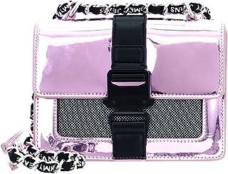Tommy Hilfiger TJW Item Crossover Bag M Rose Gold