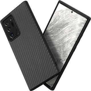 RhinoShield Samsung Galaxy Note 20 Ultra SolidSuitケース - 3.5mの落下衝撃からも保護 スタイリッシュなデザイン - カーボンファイバー