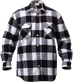 Rothco Heavyweight Plaid Flannel Shirt
