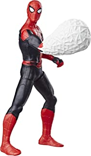 Spider-Man Marvel Far from Home Web Punch 6-Inch-Scale Action Figure Toy
