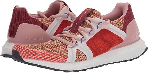 Legend Red/Active Orange/Footwear White