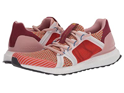 adidas by Stella McCartney Ultraboost S. Sneaker (Legend Red/Active Orange/Footwear White) Women