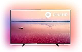 Philips Ambilight 50PUS6704/62 Televizyon, 126 cm (50 inç) LED Akıllı TV (4K UHD, HDR 10+, Dolby Vision, Dolby Atmos, Akıllı TV),  Siyah
