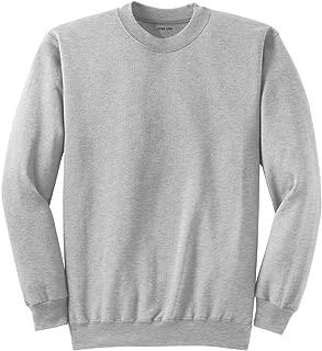 ash color sweatshirt