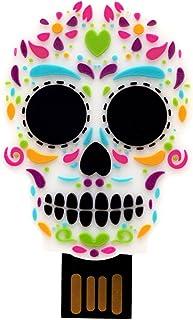 I LOVE MEXICO Catrina.B USB, 8GB, Color Blanco